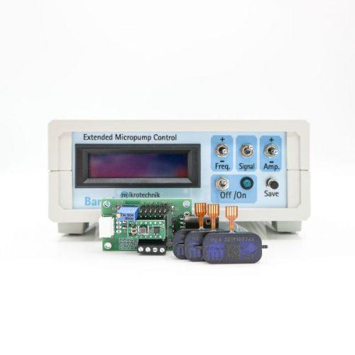 Bartels Mikrotechnik mp6 evaluation set mpx EVA mp6 micropump Mikropumpe